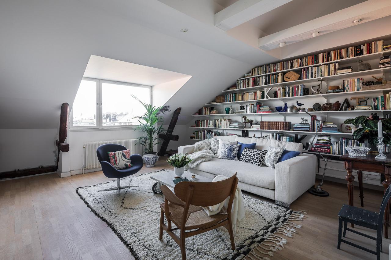 dreamy attic apartment 2