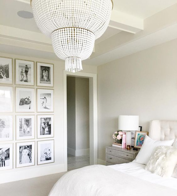 7 Dreamy Gallery wall ideas for your bedroom