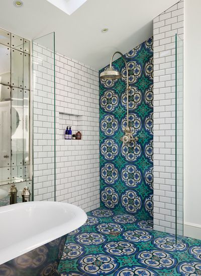 Amazing 6 Amazing Tile Trends For 2017 Daily Dream Decor Download Free Architecture Designs Scobabritishbridgeorg