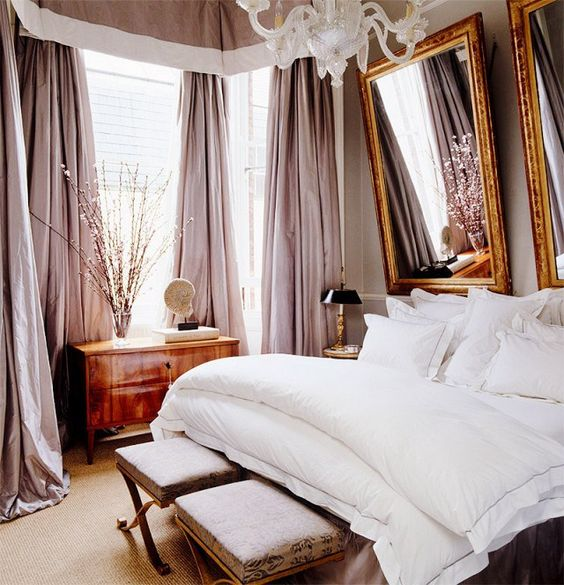 10 Romantic bedrooms you will fall in love with - Daily Dream Decor