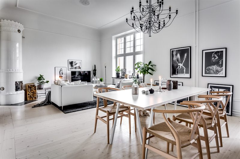 scandinavian apartment1