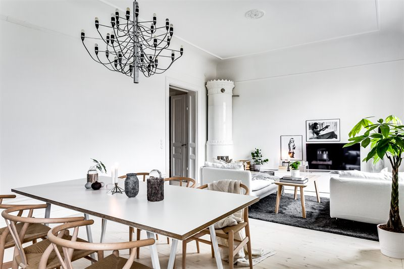 scandinavian apartment5