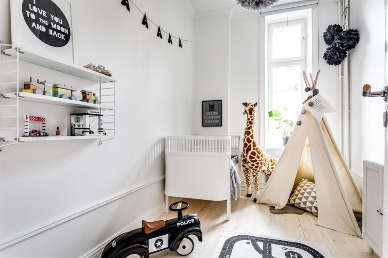 scandinavian apartment9