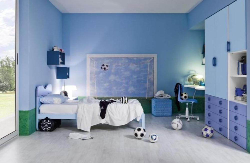 8 unique ways to decorate your child's bedroom