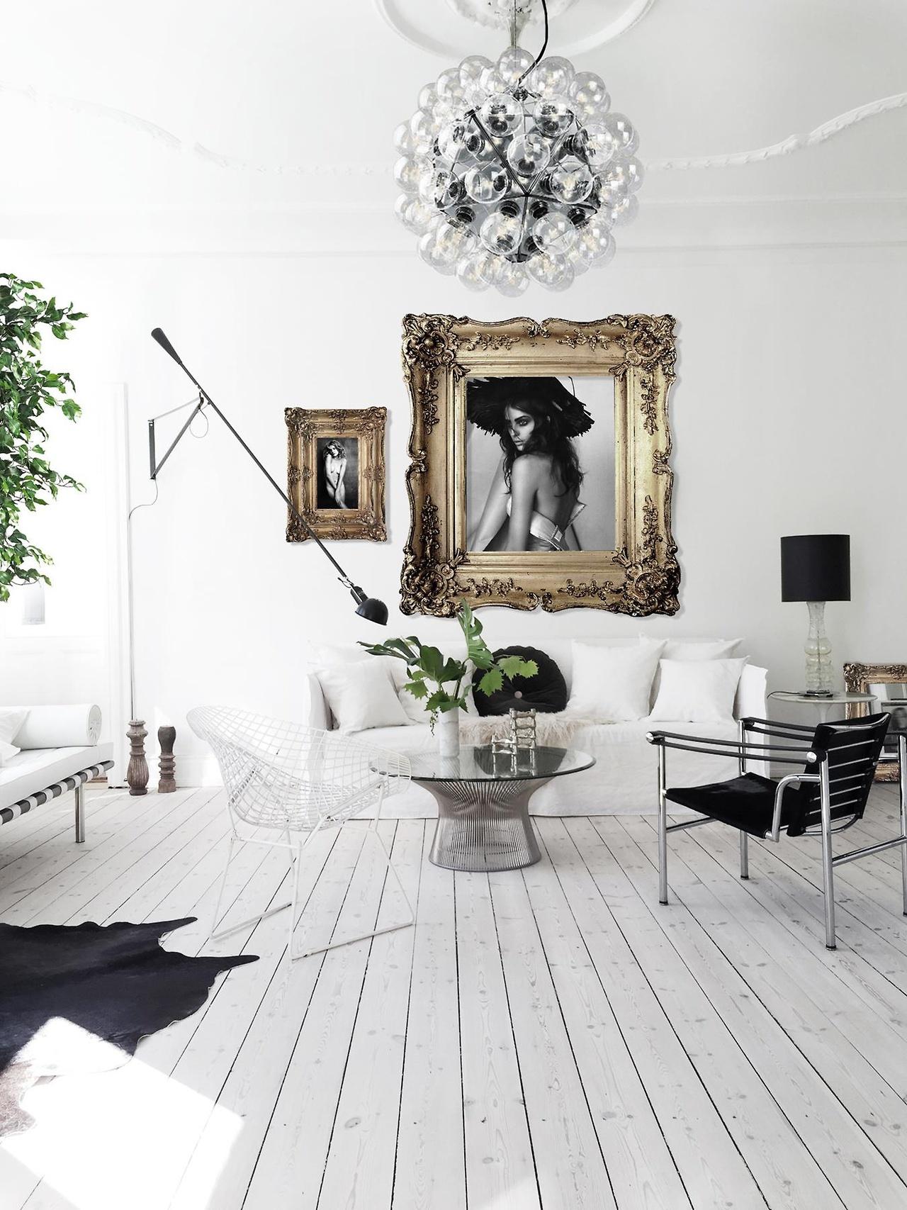 beautiful stylish scandi home
