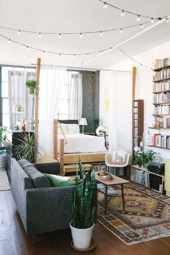 9 Dreamy bedroom ideas for tiny apartments - Daily Dream Decor