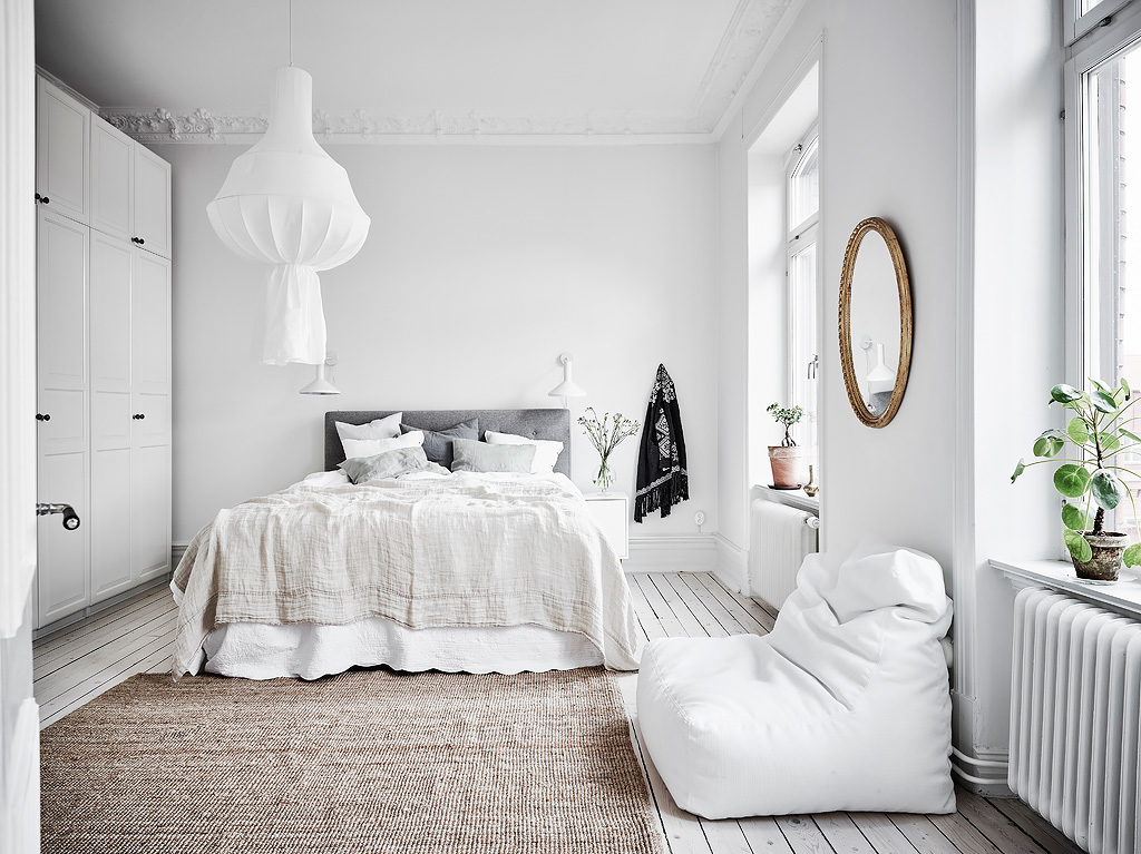 dreamy white apartment11