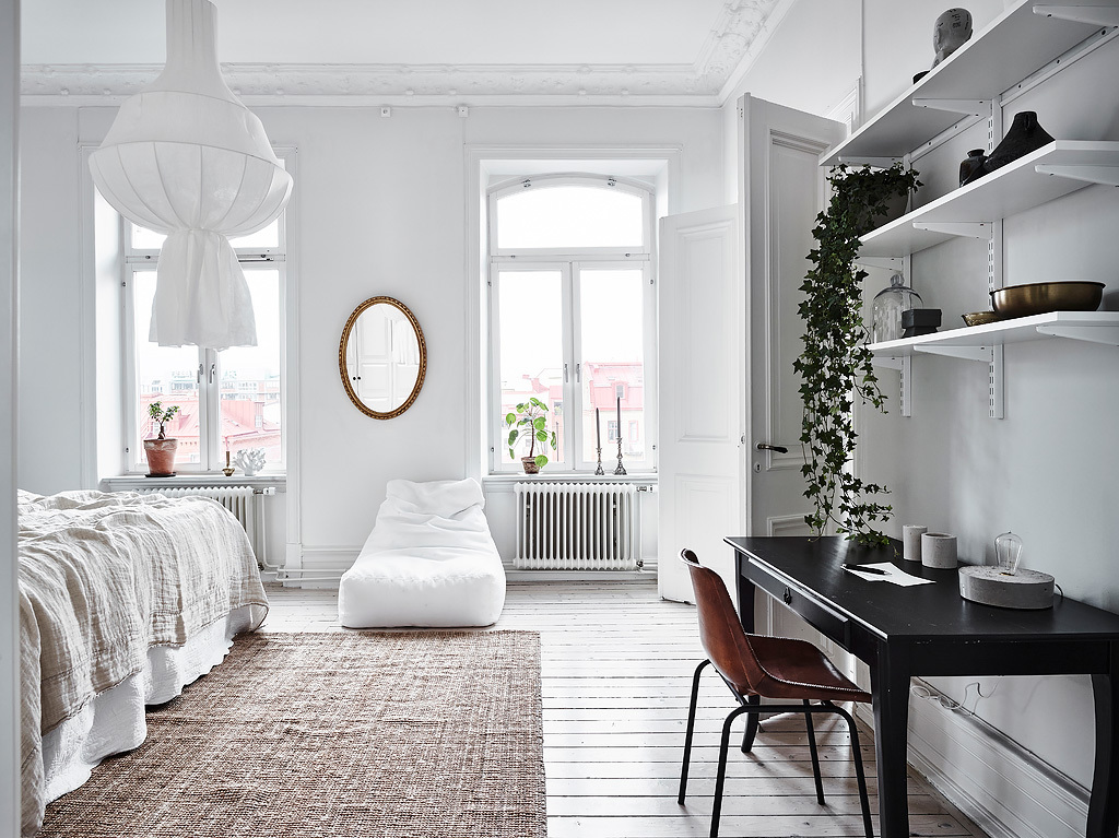 dreamy white apartment12