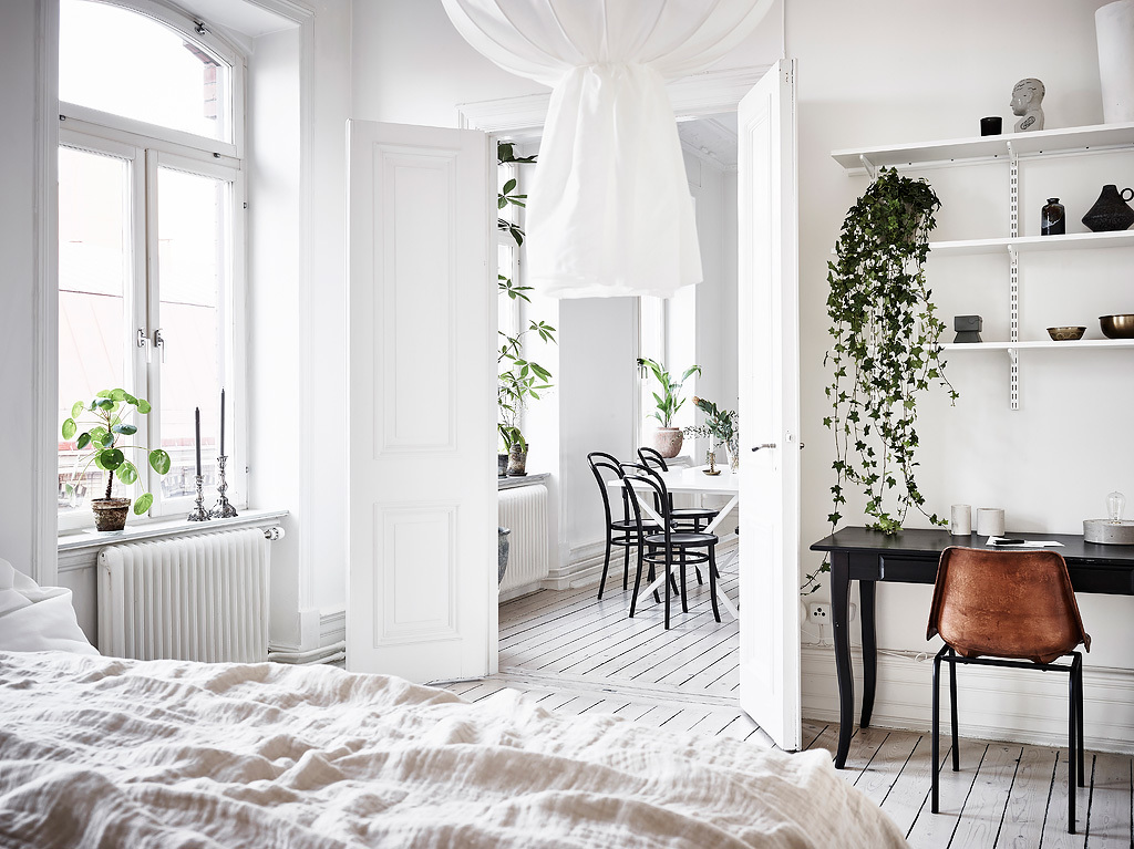 dreamy white apartment14