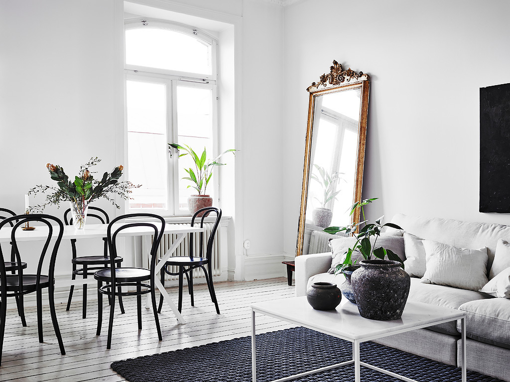dreamy white apartment6