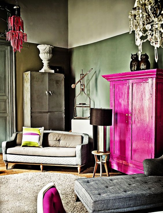 eclectic home color 4