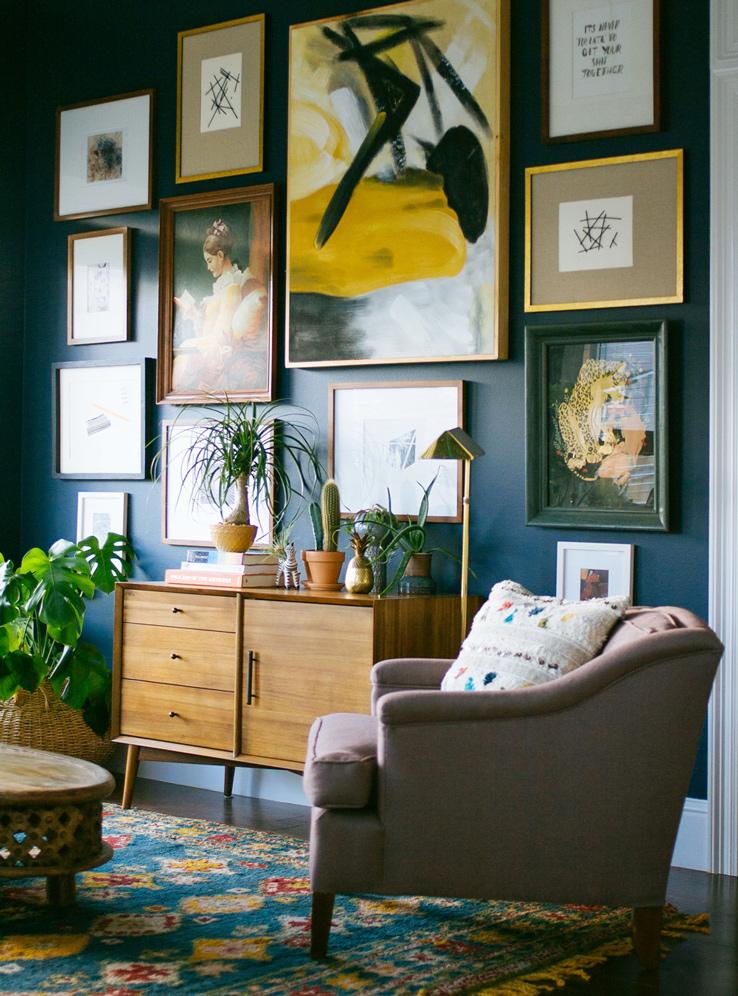 eclectic interiors decor