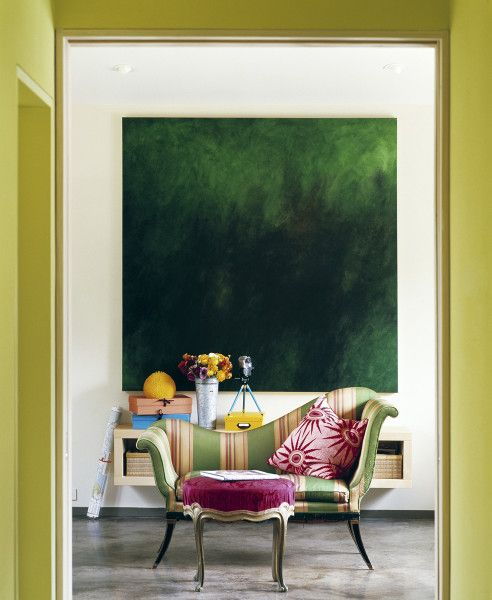10 Oversized art ideas for your dreamy home