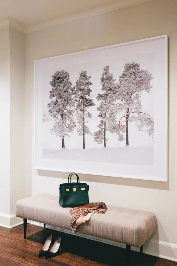 10 Oversized Art Ideas For Your Dreamy Home Daily Dream Decor
