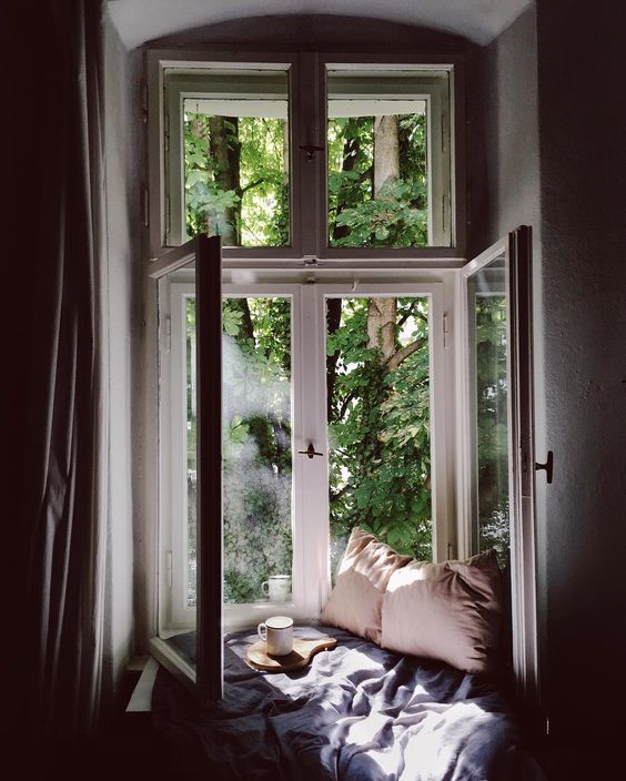9 Gorgeous Nooks For A Relaxing Day