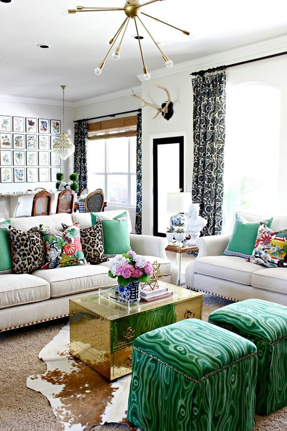Dream Living Room Designs: 10 Dreamy Ideas On How To Refresh You Living Room For