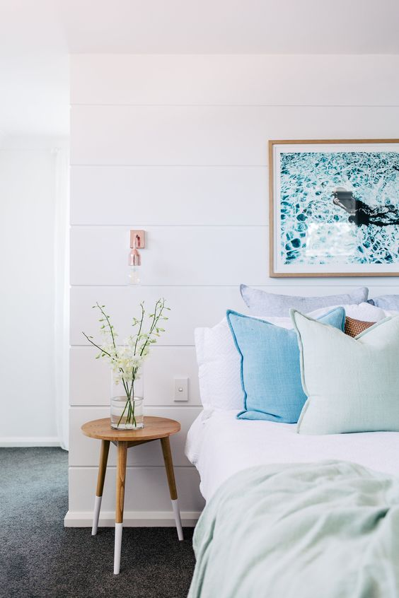 9 Sea Inpired Bedrooms That Will Make You Think Of Vacation