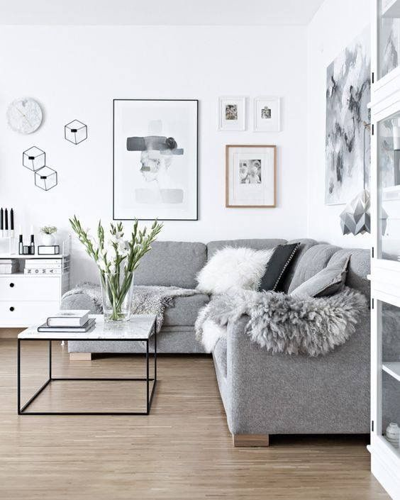 Pinterest Living Room Design: 9 Dreamy Interiors Any Minimalist Will Fall In Love With