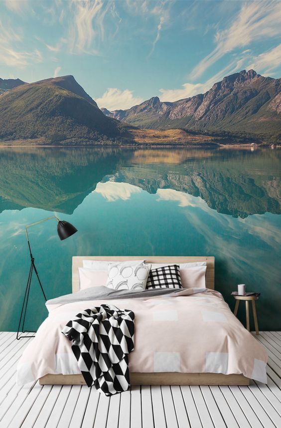 6 Amazing wall murals you will dream about - Daily Dream Decor