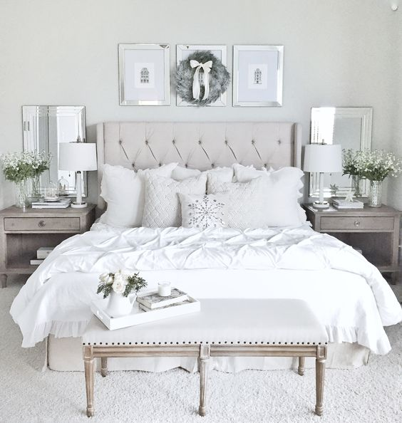 Easy Tricks To Make Your Small Bedroom