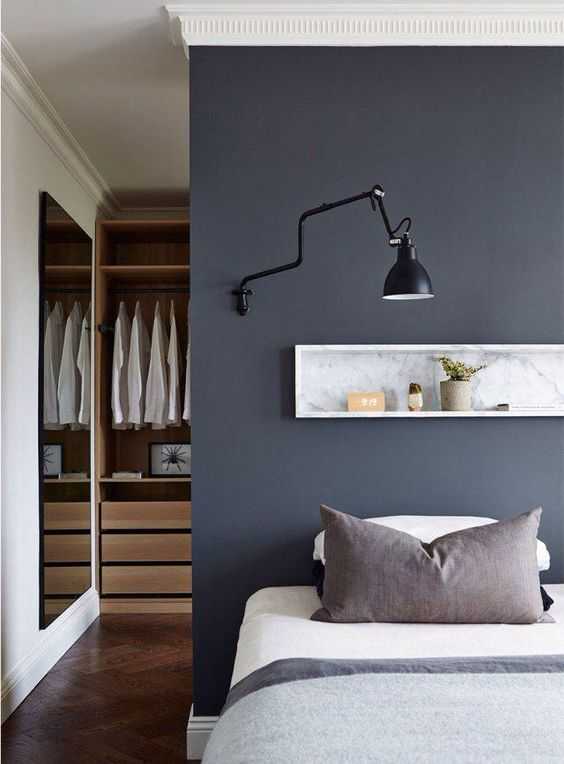 5 Reasons Why We Love Black Flame The Paint Color Of 2018 Daily
