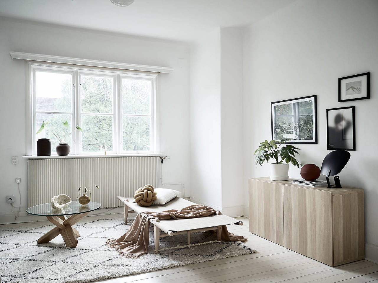Dreamy Warm Scandinavian Apartment