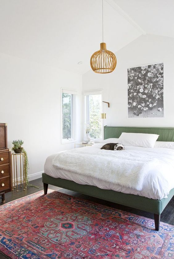 8 Gorgeous Vintage Mid Century Bedrooms You Will Adore Daily Dream Decor