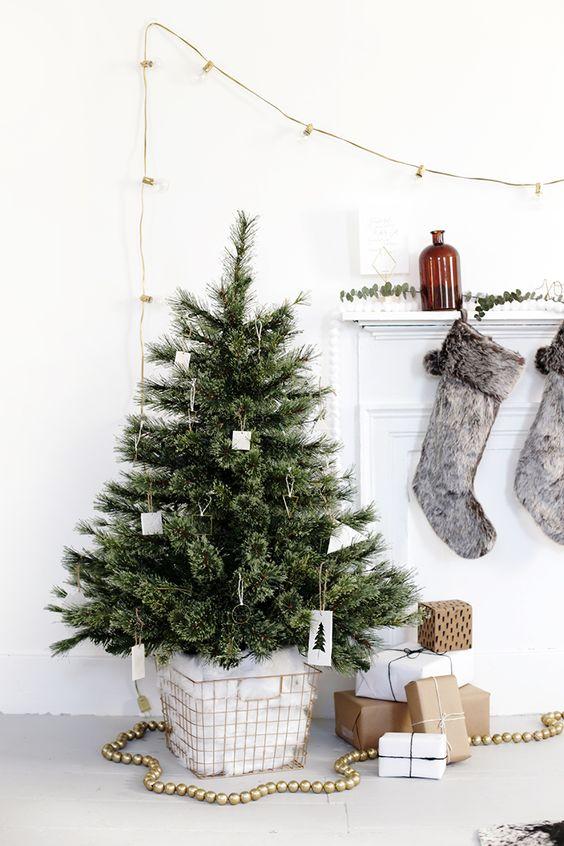 Christmas Setups.8 Dreamy Christmas Setups That Show Good Taste In A Home