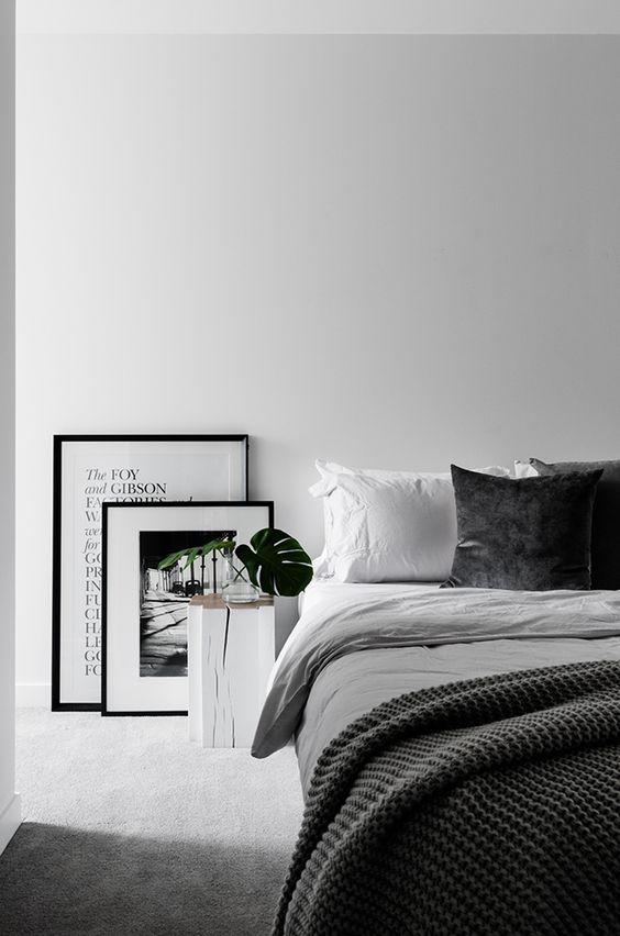 7 Splendid Grey Bedrooms That Will Make