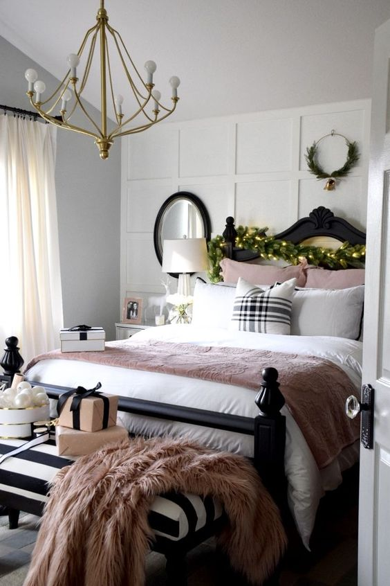 9 Cozy Bedrooms That Will Help You Face The Winter In A