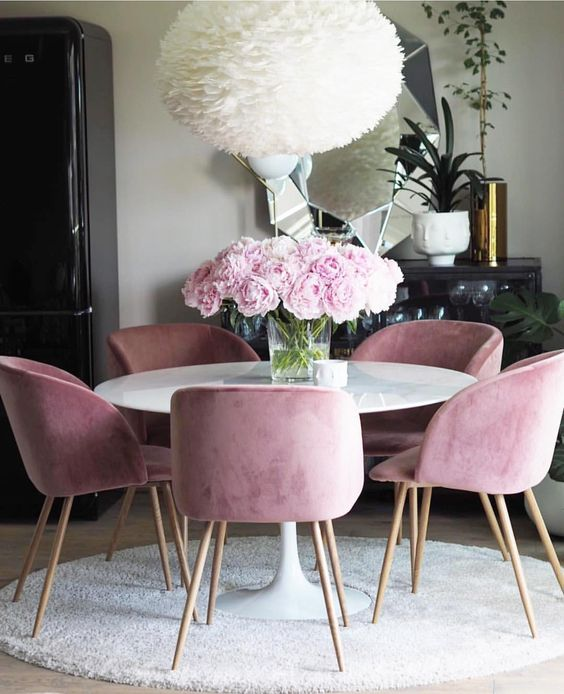 Living Dining Room Table