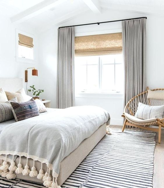 How To Make Your Bedroom Feel Serene - Daily Dream Decor