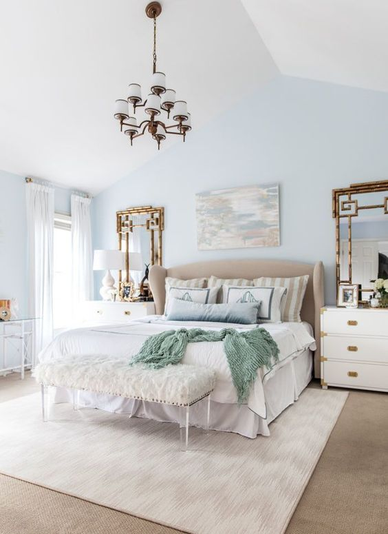 10 Calming Wall Shades And How To Pick Them For Your