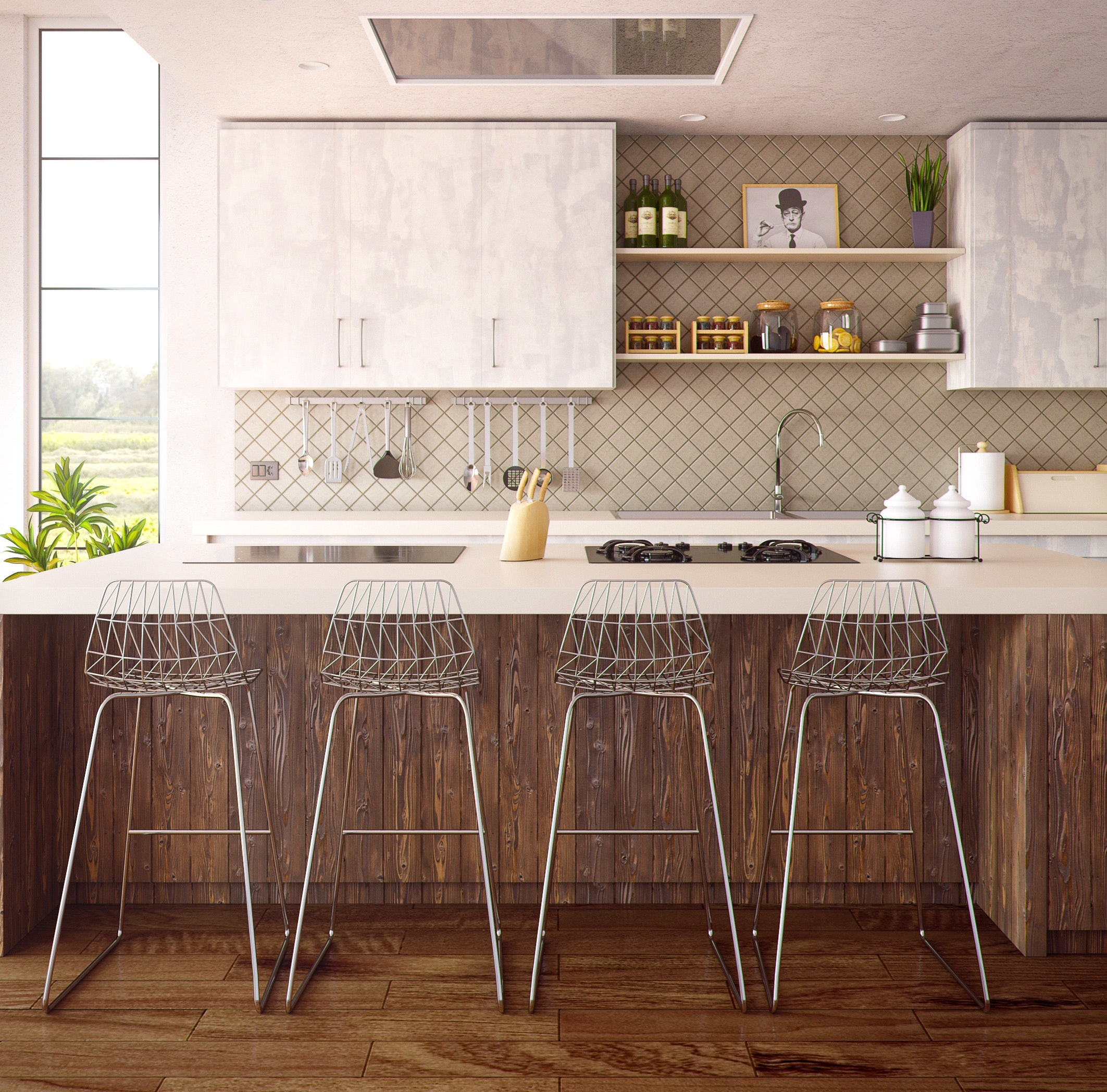 Awe Inspiring 6 Timeless Interior Design Ideas For Your Kitchen Daily Home Interior And Landscaping Elinuenasavecom