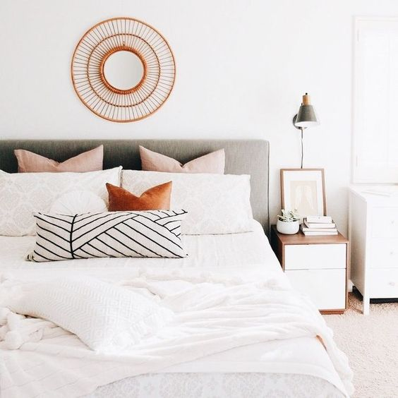 Create A Dreamy Bedroom In 6 Easy Steps