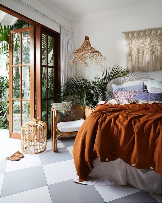 7 Bohemian Bedrooms That Will Get You Ready For A Gorgeous Fall Daily Dream Decor