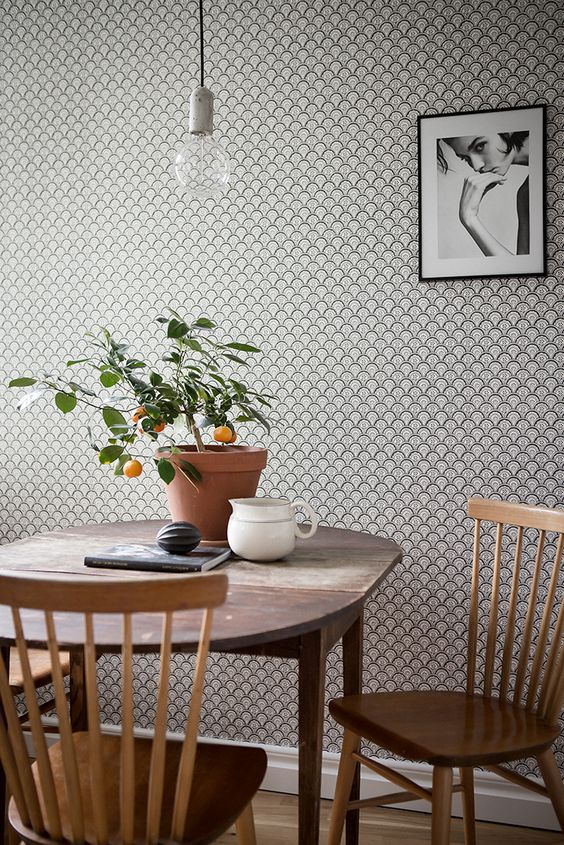 Ongebruikt 7 Scandinavian dining spaces you will dream about - Daily Dream Decor KW-52