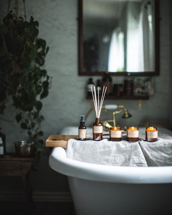 How To Make Your Bathroom The Perfect Spa And Relaxing Home Oasis
