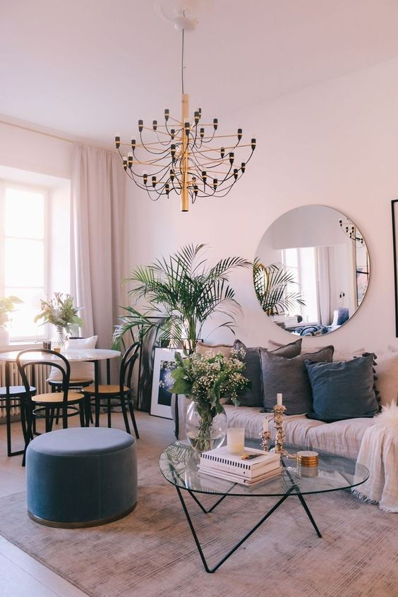 7 Luxurious And Bohemian Living Rooms To Dream About Daily Dream Decor