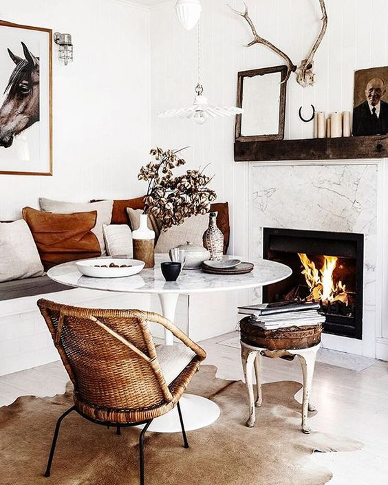 The new rustic – 5 Dreamy spaces that bring a modern western ...