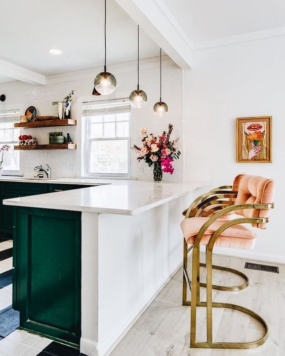 6 Dreamy Home Bars Counters That Will Inspire You Daily Dream Decor