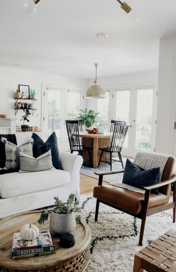 Cozy Living Rooms: 8 Dreamy And Inspiring Cozy Living Room Ideas That