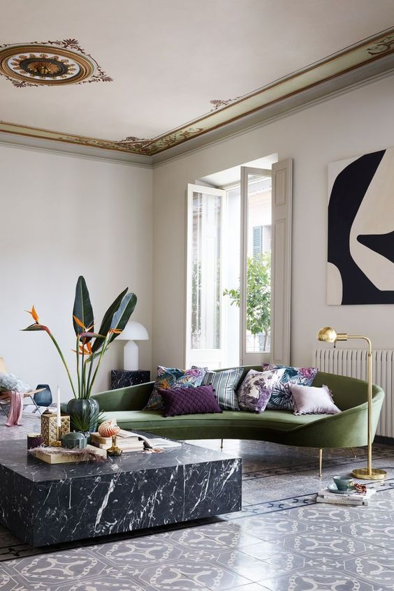 How the interior design world is constantly changing – 5 New trends that emerge this year