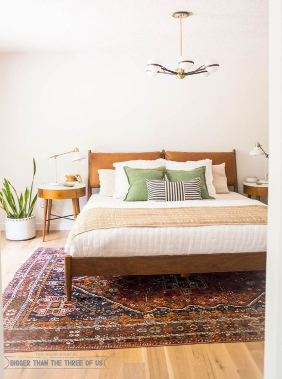 . 7 Mid century modern bedrooms you will love to relax in   Daily