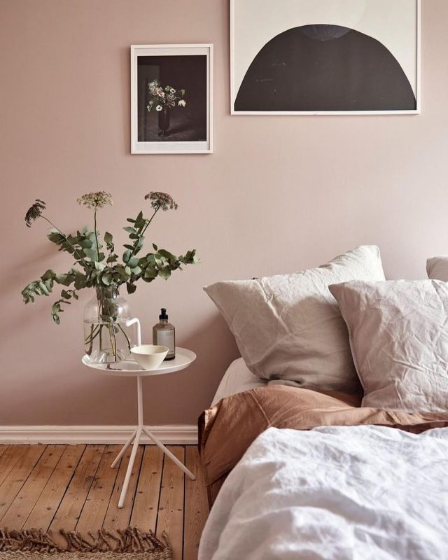 10 Amazing pink walls ideas for a nostalgic spring