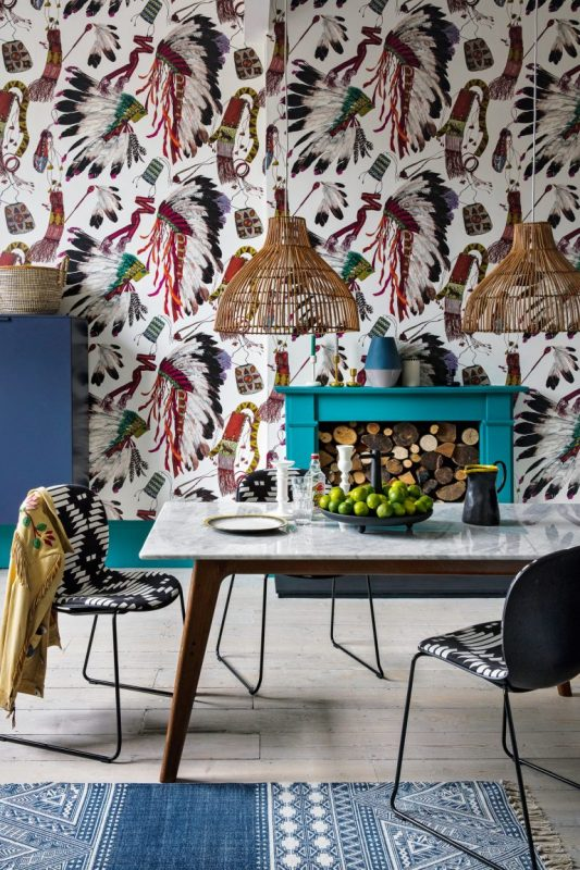 5 Reasons you will love the bold Navajo trend – A modern cowboy approach for home decor