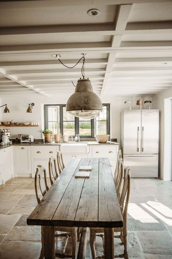 9 Amazing Farmhouse Tables That Will Make Your Kitchen Space Truly Chic Daily Dream Decor