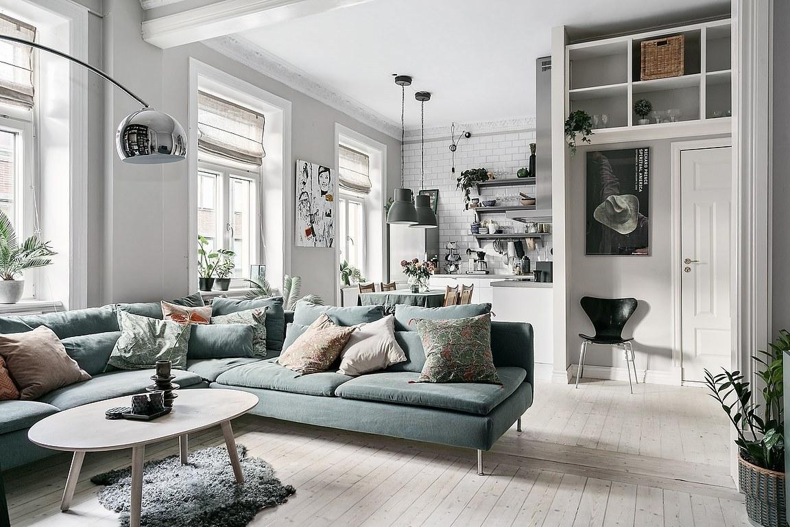 A Charming Cozy Apartment Daily Dream Decor