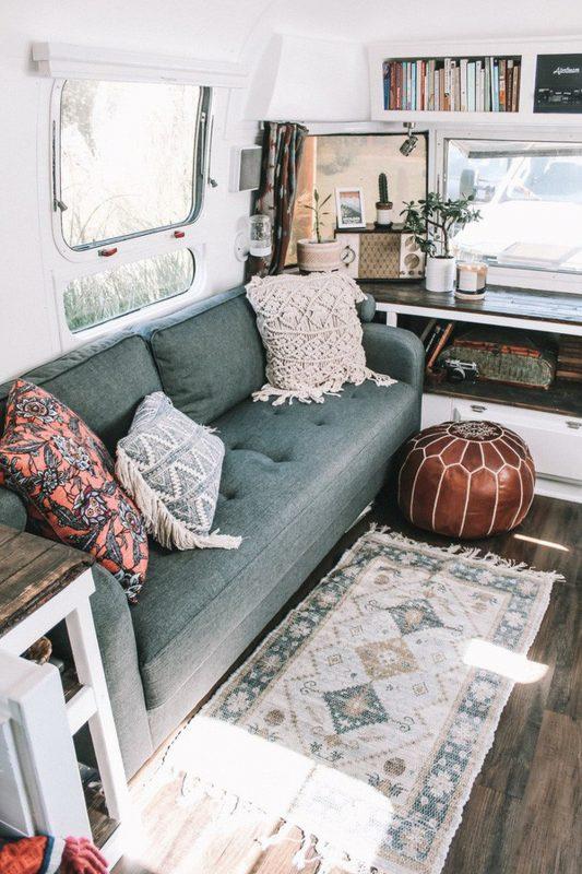 7 Hippie Bohemian ideas for a dreamy van life - Daily Dream