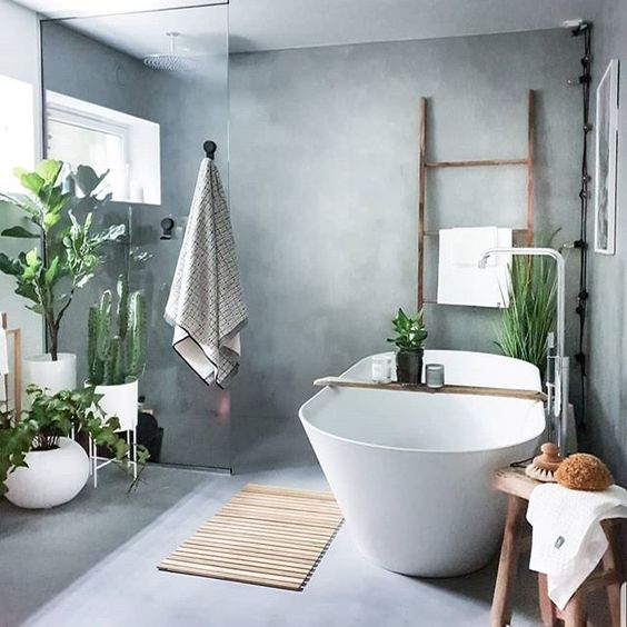 The Most Spa Looking Like Bathroom That Will Make
